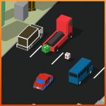 Blocky Traffic Racer