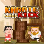Karate Chop Kick